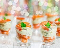 cuisine de a a z verrine recette verrines de crevettes à la sauce tartare