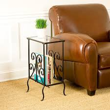 choosing end tables to beautify your living room home decorating
