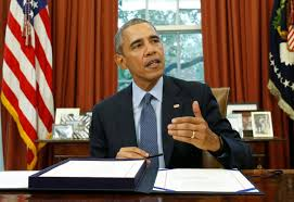 bureau president americain i24news obama will oval office address to calm nervous