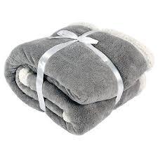 couverture de canapé plaid couverture canapé jeté de lit 130 cm x 180 polaire etoile