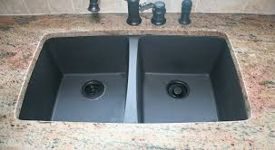 Pros And Cons Of Purchasing A Black Granite Composite Sink - Granite kitchen sinks pros and cons
