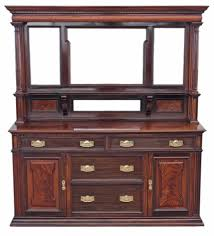Walnut Sideboard Antique Large Victorian Mahogany Walnut Sideboard Chiffonier Maple