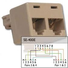 100 rj11 wiring diagram australia rj11 rj12 4 wire adsl