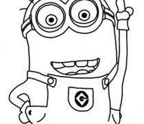 minion coloring pages archives free printable coloring pages