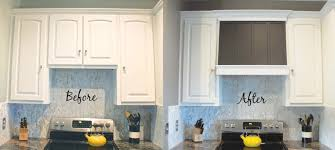Kitchen Hood Designs Remodelaholic How To Diy A Custom Range Hood For Under 50