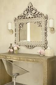 Acrylic Vanity Table Clear Acrylic Vanity Chair Design Ideas