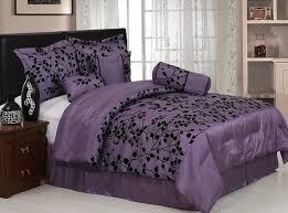 Purple Coverlets White Purple Bedspread Floral Bedspreadss Com Bedspreadss Com