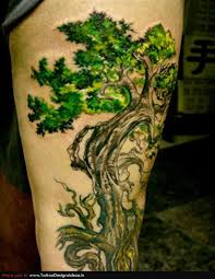 celtic tree of for shoulder photo 3 photo