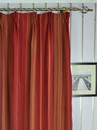 hanging pinch pleat curtains instructions hudson yarn dyed irregular striped blackout double pinch pleat