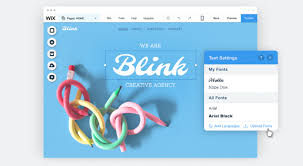 design icon wix create your own beautiful website with wix just creative