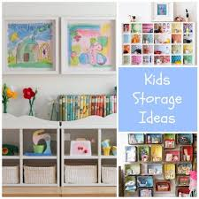 Best Stauraum Im Kinderzimmer Images On Pinterest Babies - Childrens bedroom organization ideas