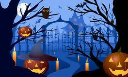 Halloween Backdrop Halloween Backdrop Stock Photography Image 15813802