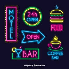 Neon Bar Lights Neon Vectors Photos And Psd Files Free Download