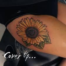 sun flower cover up chris hatch artist i flickr