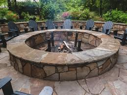 Large Firepits Large Pit Pit Ideas