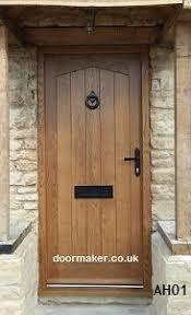 Oak Exterior Doors Oak Doors Oak Doors Contemporary Doors Bespoke Doors Stable