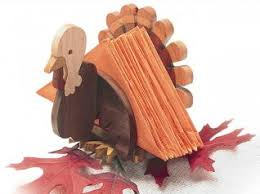 fall themed napkin holders scroll saw woodworking and crafts