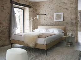 chambre avec mur en des murs en dans une chambre pour une déco authentique
