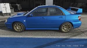 subaru 2004 hatchback forza motorsport 7 2004 subaru impreza wrx sti car show speed