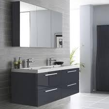 Hudson Reed Bathroom Furniture High Gloss Grey Cabinets Search Baños Pinterest