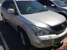 used lexus in charlotte nc 2004 lexus rx 330 charlotte north carolina area honda dealer