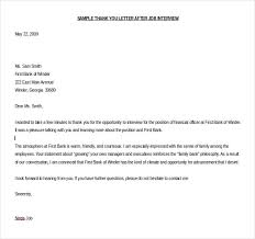 ideas of sample thank you letter to manager on free download