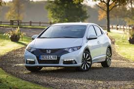 honda civic 2014 review auto express