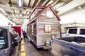 tiny house on the alaska marine highway
