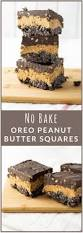 Oatmeal Bars With Chocolate Topping Peanut Butter Oatmeal Bars With Chocolate Frosting Recipe