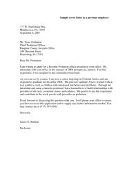 attendance officer cover letter college admissions officer cover