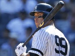 Aaron Judge Joins An Exclusive Club Of Yankees All Stars Pinstripe - will aaron judge and the new york yankees hit more home runs than