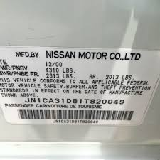 nissan maxima safety rating 2001 used nissan maxima 4dr sedan gxe automatic at car guys