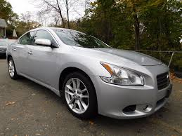 gray nissan maxima 2010 used nissan maxima navigation backup camera at rahway auto