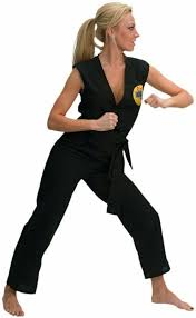 karate kid costume karate kid sassy cobra gi costume costumes