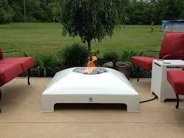 Concrete Firepits Tremonti Cast Concrete Concrete Countertops Outdoors