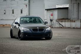 e60 bmw 5 series bmw 5 series e60 receives light aftermarket treatment autoevolution