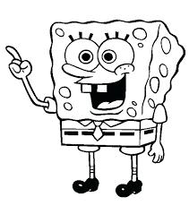 spongebob u0027s house coloring pages coloring page