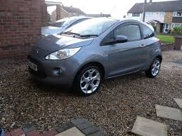 2014 ford ka titanium grey top spec low mileage in