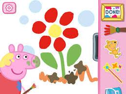 peppa pig paintbox u201c im app store