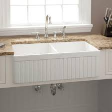 double basin apron front sink stainless steel apron front sink farmhouse drop in undermount farm