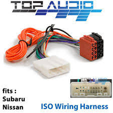 car audio u0026 video wire harnesses for nissan ebay