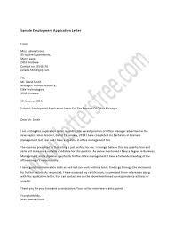 7 best sample application letter images on pinterest letters