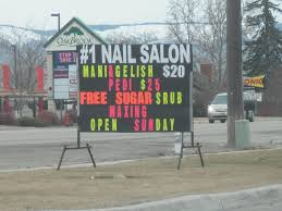 catchy nail salon names pictures to pin on pinterest pinsdaddy