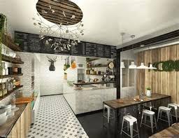 cuisine restauration cuisine ouverte sur salon petit espace 9 kook restauration salon