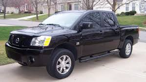nissan titan extended cab 2005 nissan titan information and photos zombiedrive