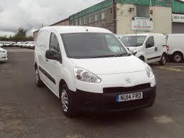peugeot car van used peugeot partner vans for sale motors co uk