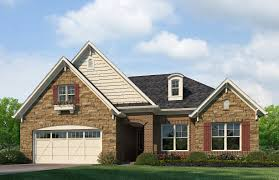One Story Farmhouse Houston One Story Knoxville Home Builders You Can Trust