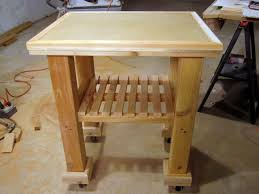 How To Build A Kitchen Island Cart How To Build A Kitchen Cart How Tos Diy
