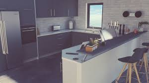 kitchen design show artstation modern kitchen design danny blicher