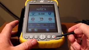 topcon tesla tablet data collector review youtube